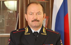 Начальник УМВД РФ по Тульской области