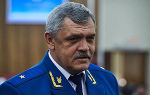 Прокурор Ямало-Ненецкого автономного округа