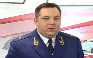 Руководитель Cледственного управления Следственного комитета РФ по Амурской области