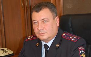 Начальник УМВД РФ по Забайкальскому краю