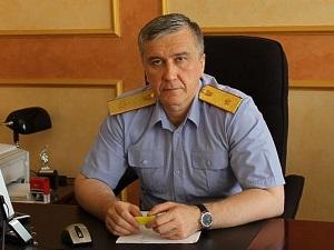Руководитель Cледственного управления Следственного комитета РФ по Алтайскому краю
