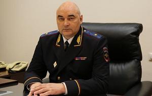 Начальник УМВД РФ по Сахалинской области