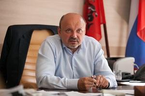 Глава города Троицк Московской области