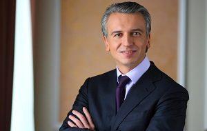 Председатель правления, генеральный директор ПАО «Газпром нефть», президент футбольного клуба «Зенит»