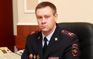 Начальник УМВД РФ по Курганской области