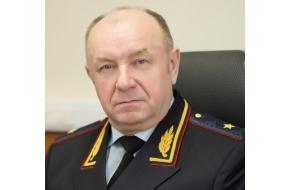 Начальник УМВД РФ по Псковской области