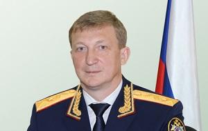 Руководитель Cледственного управления Следственного комитета РФ по Кемеровской области
