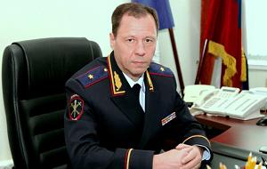 Начальник УМВД РФ по Иркутской области