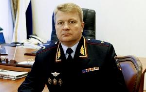 Начальник УМВД РФ по Новгородской области