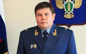 Прокурор Челябинской области