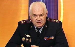 Начальник УМВД РФ по Республике Марий Эл
