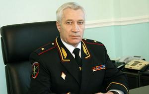 Начальник УМВД РФ по Пермскому краю