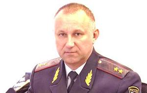 Начальник УМВД РФ по Волгоградской области