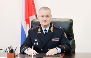 Начальник УМВД РФ по Республики Бурятия
