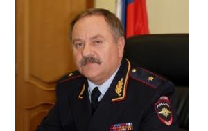 Начальник УМВД РФ по Курской области