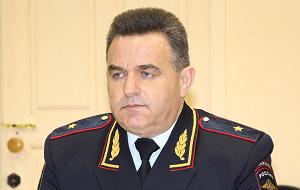 Начальник УМВД РФ по Тамбовской области