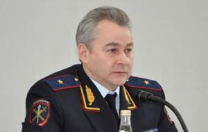 Начальник УМВД РФ по Ростовской области