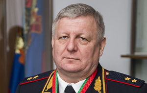 Начальник УМВД РФ по Кемеровской области