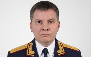 Руководитель Cледственного управления Следственного комитета РФ по Новосибирской области