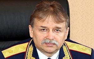 Руководитель Cледственного управления Следственного комитета РФ по Томской Области