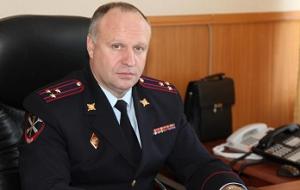 Начальник УМВД РФ по Ивановской области