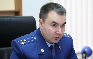 Прокурор Астраханской области
