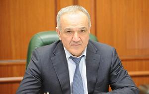 Начальник УМВД РФ по Республике Дагестан