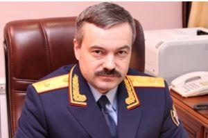 Руководитель Cледственного управления Следственного комитета РФ по Республике Саха (Якутия)