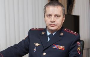 Начальник УМВД РФ по Республике Калмыкия