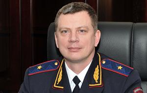 Начальник УМВД РФ по Липецкой области
