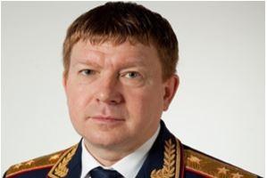 Руководитель Cледственного управления Следственного комитета РФ по Красноярскому краю