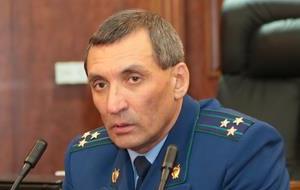 Прокурор Республики Ингушетия