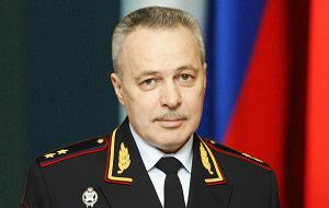 Начальник УМВД РФ по Ставропольскому краю