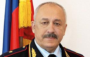 Начальник УМВД РФ по Республики Хакасия