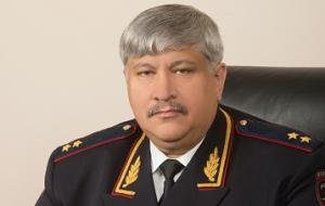 Начальник УМВД РФ по Московской области
