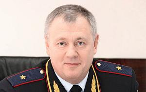 Начальник УМВД РФ по Удмуртской Республике