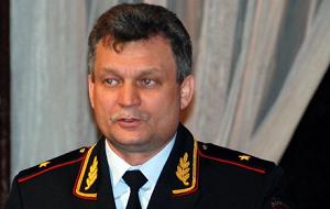 Начальник УМВД РФ по Белгородской области