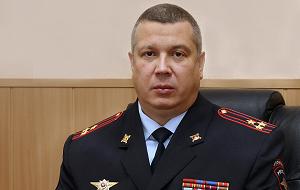 Начальник УМВД РФ по Рязанской области