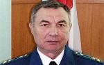 Руководитель следственного управления Следственного комитета РФ по Забайкальскому краю