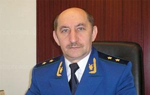 Прокурор Орловской области