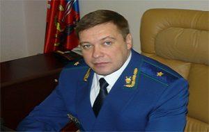 Руководитель Cледственного управления Следственного комитета РФ по Республике Тыва