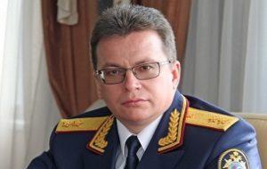 Руководитель Cледственного управления Следственного комитета РФ по Хабаровскому краю