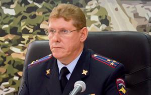 Начальник УМВД РФ по Пензенской области