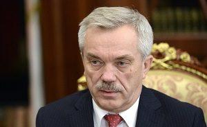 Губернатор Белгородской области с 1993 года. Член Высшего совета партии «Единая Россия»