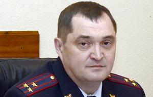 Начальник УМВД РФ по Кировской области