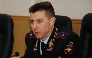 Начальник УМВД РФ по Чувашской Республике