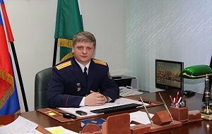 Руководитель Cледственного управления Следственного комитета РФ по Ямало-Ненецкому автономному округу