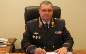 Начальник УМВД РФ по Республике Карелия