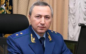 Прокурор Омской области