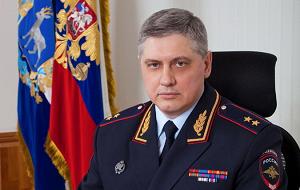 Начальник УМВД РФ по Новосибирской области